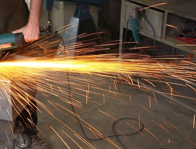 metall edelstahl aluminium satinieren