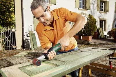 bosch Satiniermaschine Holz